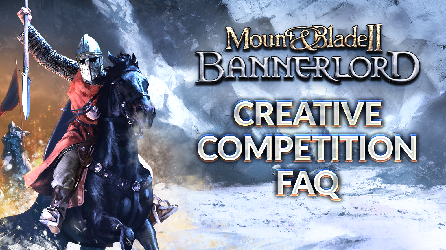 Bannerlord Creative Competition