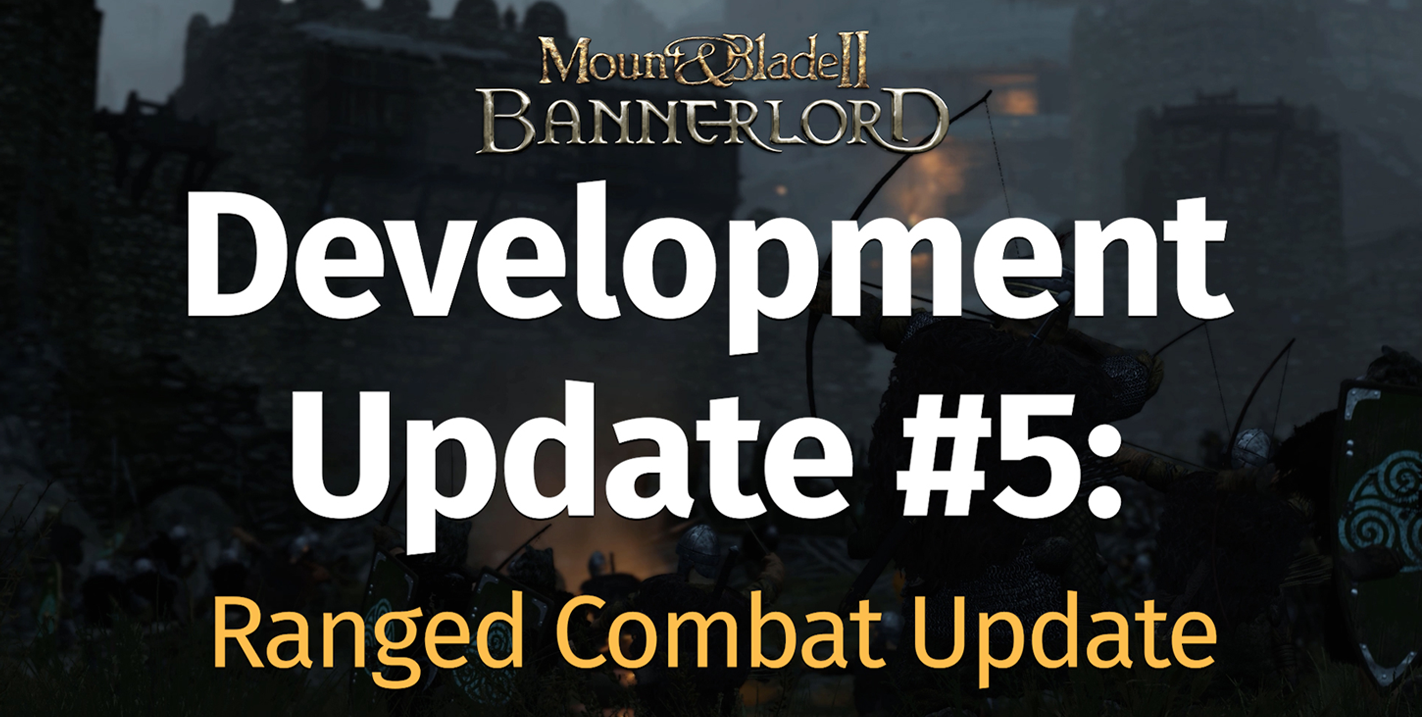 Development Update #5: Ranged Combat Update