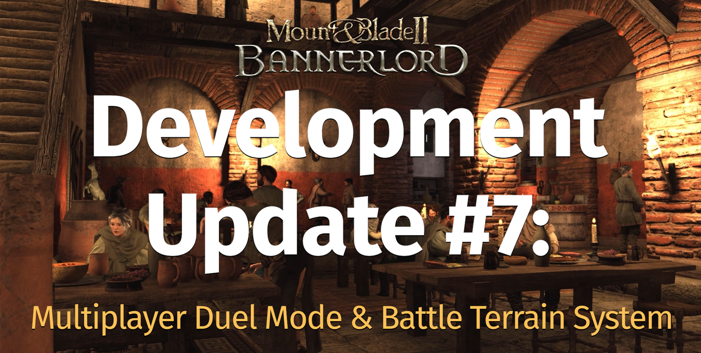 Development Update #7: Multiplayer Duel Mode and Battle Terrain System