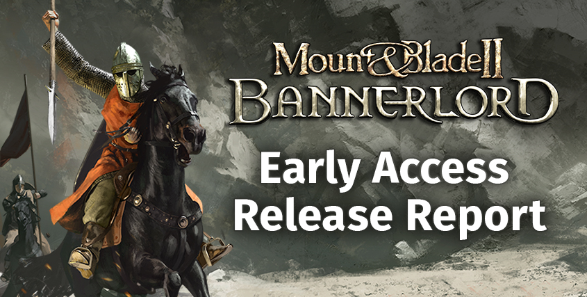 Early Access Release Report