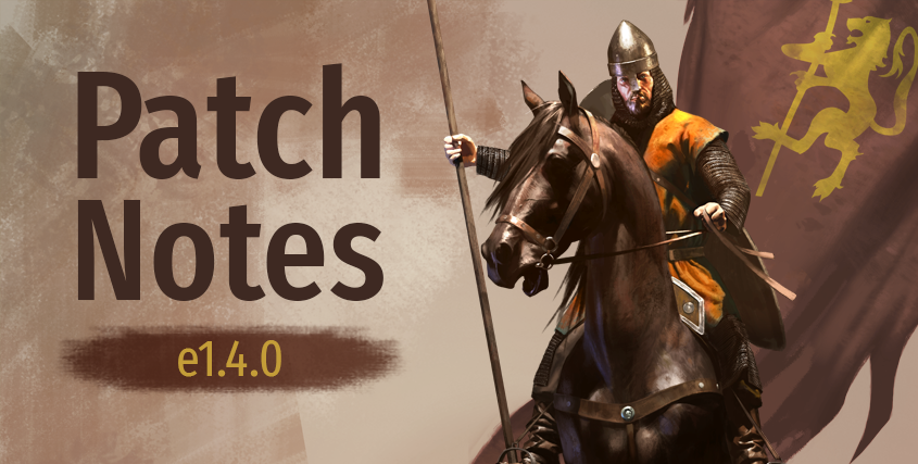 Patch Notes e1.4.0